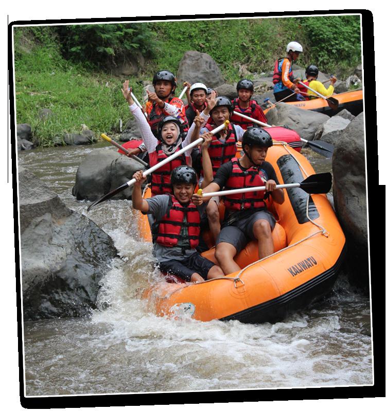 Wisata Rafting Batu Adventure