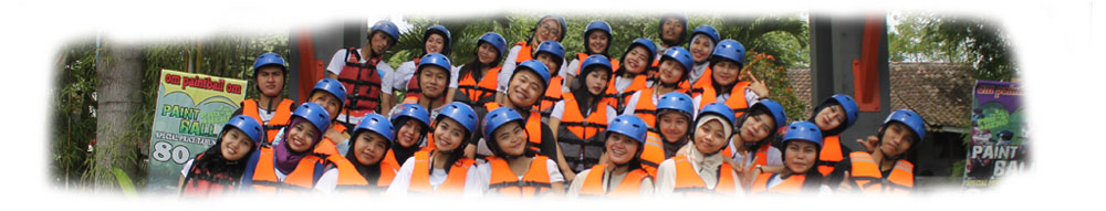 Paket Rafting dan Outbound Spesial